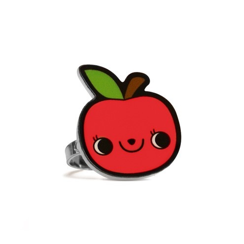 Red Apple Ring