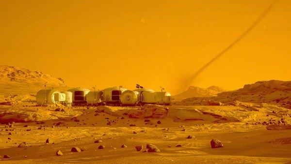 Exploring Mars 2030 - VIVE Blog