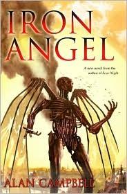 Iron Angel (Deepgate Codex #2)