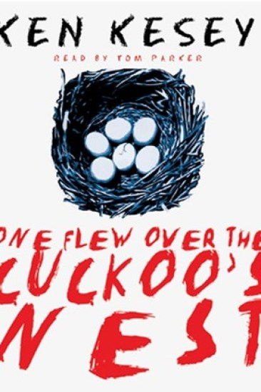 Audiobook Review – One Flew Over the Cuckoo's Nest by Ken Kesey
