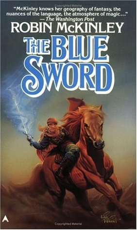 The Blue Sword (Damar #1)