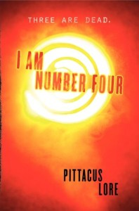 Series Review: Lorien Legacies by Pittacus Lore