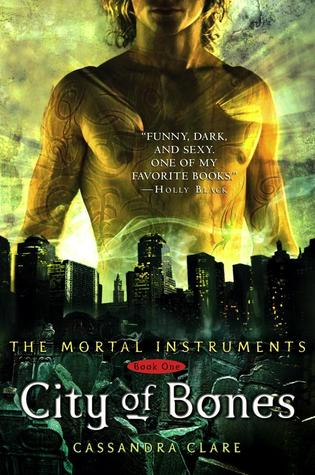 Book 1: City Of Bones