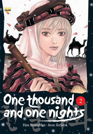 One Thousand and One Nights, Volume 02