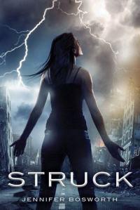 Struck by Jennifer Bosworth book cover