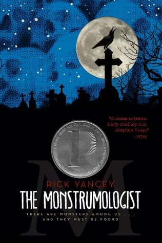 Review: The Monstrumologist by Rick Yancey