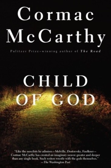 Banned Books Week – Child of God by Cormac McCarthy