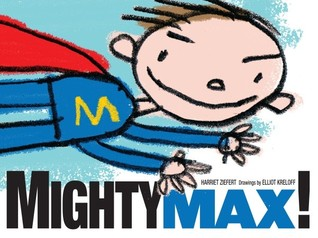 Mighty Max by Harriet Ziefert