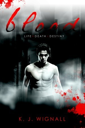 Review: Blood by K.J. Wignall