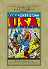 Marvel Masterworks: Golden Age U.S.A. Comics, Vol. 2