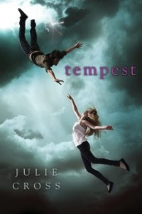 Tempest by Julie Cross book cover