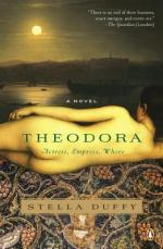 Early Review – Theodora: Actress, Empress, Whore by Stella Duffy