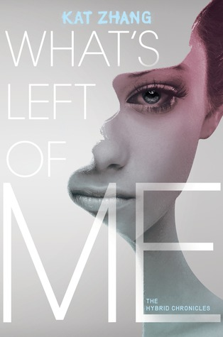 What's Left of Me cover