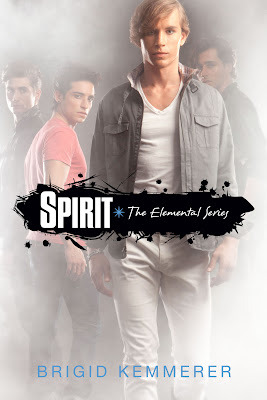 Spirit by Brigid Kemmerer