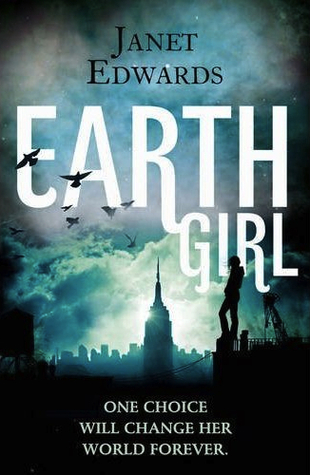 Book Review: Earth Girl By Janet Edwards