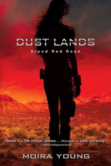 Book Review – Blood Red Road (Dust Lands #1) by Moira Young