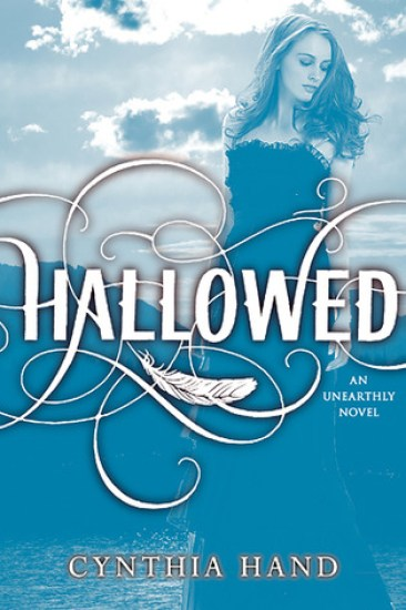 Early Review – Hallowed (Unearthly #2) by Cynthia Hand