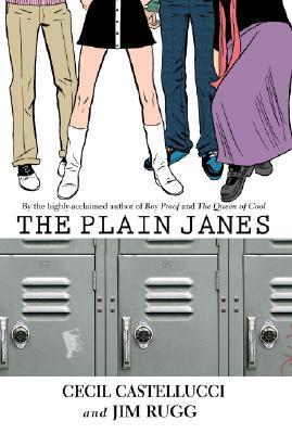The Plain Janes (Janes #1)