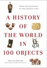 Photo of book cover, A History of the World in 100 Objects