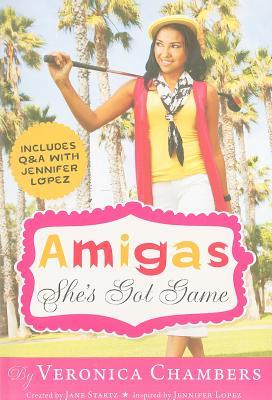 She's Got Game (Amigas, #3)