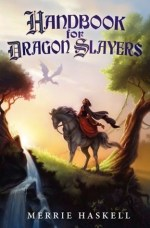 Handbook for Dragon Slayers ARC giveaway