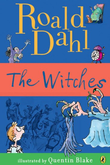 Book Review – The Witches by Roald Dahl