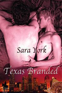 Texas Branded (Texas Soul, #4)