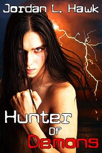 Hunter of Demons (Spectr, #1)