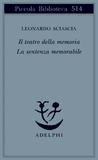 Il teatro della memoria - La sentenza memorabile