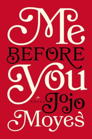 Early Review – Me Before You by Jojo Moyes