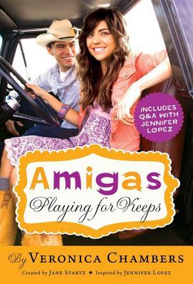 Playing for Keeps (Amigas, #4)