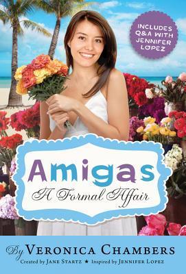A Formal Affair (Amigas, #5)