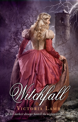 Witchfall (The Tudor Witch Trilogy, #2)