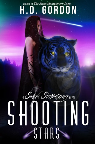 Shooting Stars by H.D. Gordon Review: The Sorcerer Princess and the Tiger