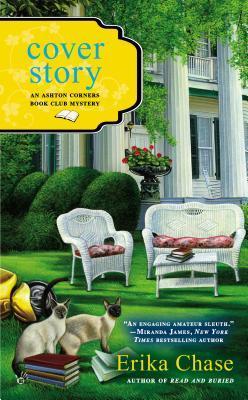 Cover Story (Ashton Corners Mystery, #3)