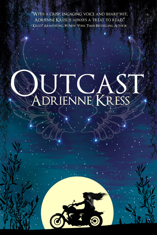 Outcast by Adrienne Kress Review: The Zombieland of Angel Books