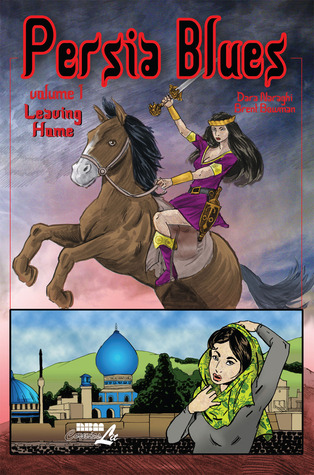 Persia Blues, Vol.1 by Dara Naraghi
