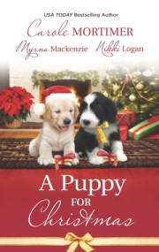 A Puppy for Christmas: On the Secretary's Christmas List\The Soldier, the Puppy and Me\The Patter of Paws at Christmas