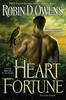 Heart Fortune (Celta's Heartmates, #12)