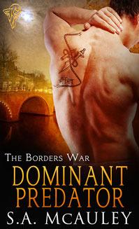 Dominant Predator (The Borders War, #2)