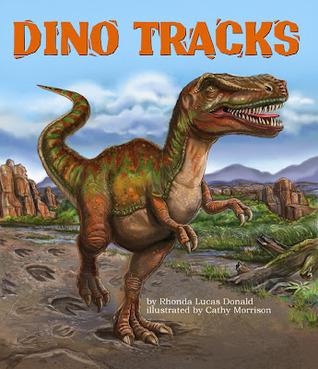 Dino Tracks by Rhonda Lucas Donald