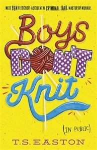 Book Review: Boys Don't Knit