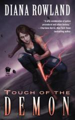 Early Review – Touch of the Demon (Kara Gillian #5) by Diana Rowland