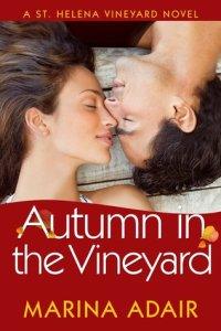 Autumn in the Vineyard (St. Helena Vineyard, #3)