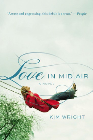 Book Review – Love in Mid Air by Kim Wright