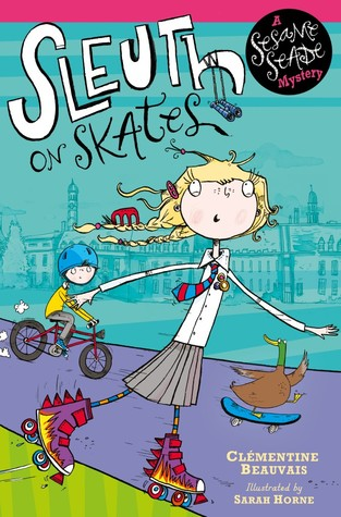 Book Review: Sleuth on Skates
