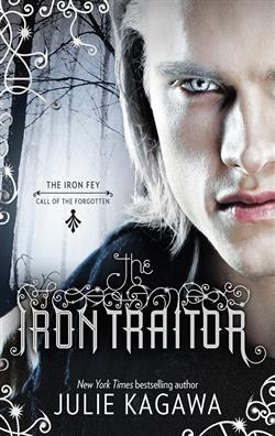 ARC Review: The Iron Traitor by Julie Kagawa – Saving the summer faery