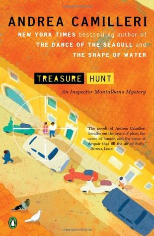 Treasure Hunt (Inspector Montalbano, #16)