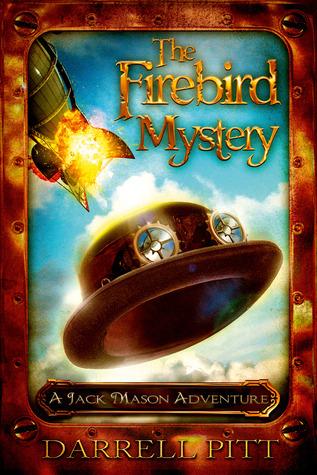 Book Review: The Firebird Mystery by Darrell Pitt
