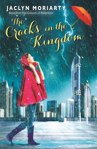Book Review: The Cracks in the Kingdom by Jaclyn Moriarty